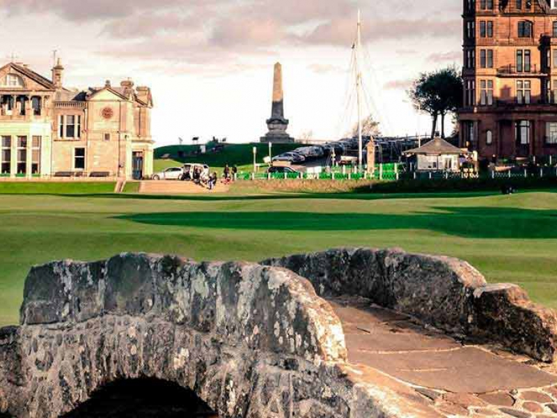 Image for Golf In St Andrews